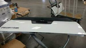 Tailgate Trunk Decklid For Frontier Like New Oem Assy Complete Wht