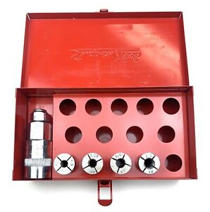 Snap On Tools Usa Cg500 Stud Remover Puller Installer Set With Case Collet