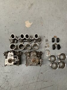 Volkswagen 8v Dual Weber 40 Side Draft Carburetors And Manifold