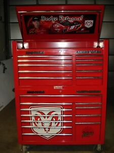 Mac Tool Box Dodge Limited Edition Local Pickup Only Tools Not Included