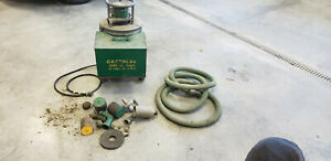Greenlee 690 Blower Vacuum For Fish Tape System All Metal Const 115v Lot 3