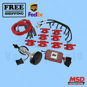 Ignition Control Module Msd Fits With Ford Mustang 1969 1995