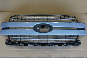 19 20 F150 Factory Oem Lariat Sport Grille New Take Off Painted Abyss Gray Me