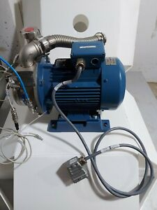 Sterling Sihi Liquid Ring Vacuum Pump Lemb 126 Az 3 Phase Motor