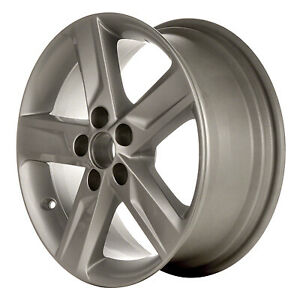 17 Wheel Rim For 2012 2014 Toyota Camry 17x7 Refinished Silver