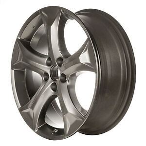 20 Wheel Rim For 2009 2015 Toyota Venza 20x7 5 Refinished Hyper Silver