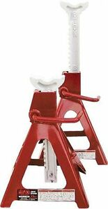 Norco 81006d 6 Ton Capacity Pawl Jack Stands