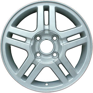 15 Wheel Rim For 2000 2004 Ford Focus 15x6 Refinished Silver