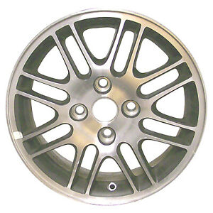 15 Wheel Rim For 2000 2011 Ford Focus 15x6 Refinished Silver