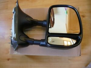 2004 To 07 F 250 350 450 Trailer Tow Mirror New Ford 3c3z 17682 aaacp