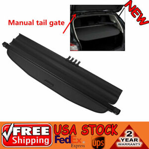 Retractable Cargo Cover Security Trunk Shade For 13 18 Subaru Forester Hot Sale