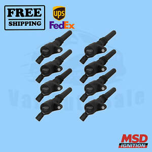 Ignition Coil Msd For Ford Mustang 98 2004