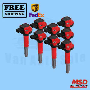 Ignition Coil Msd For Ford Mustang 2011 2014