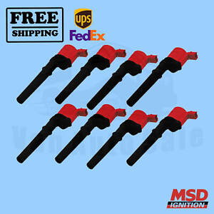 Ignition Coil Msd For Ford Mustang 1999 2004