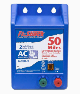 Fi Shock Animal Containment System 50 Miles Ac