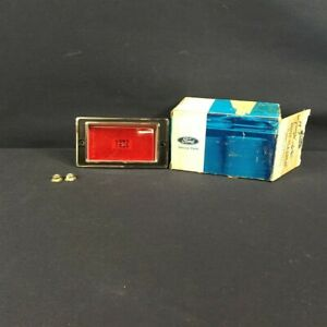 70 71 Torino Wagon Nos Ford D0oz 15a201 M Lh Side Marker Light Lens Assy