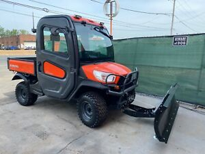 Gehl Ac heat 380 480 Se 4x4 Compact Articulated Loader Cab Only 80 Hours