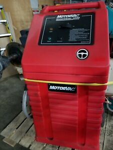 Motorvac Steer Clean 1000 Fluid Cleaner Used A Few Time Excellent Shape
