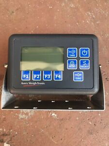 Avery Weigh Tronix Forklift Scale Indicator Fli225