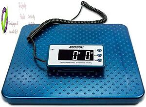 Accuteck 440lb Heavy Duty Digital Metal Industry Shipping Postal Scale a440
