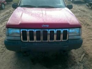 Driver Left Headlight Fits 96 98 Grand Cherokee 10112330