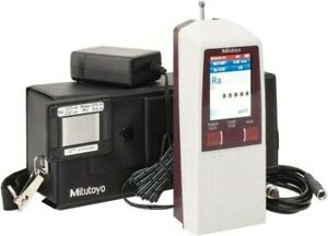 New Mitutoyo Surftest Sj 210 Portable Surface Roughness Tester 178 561 02a