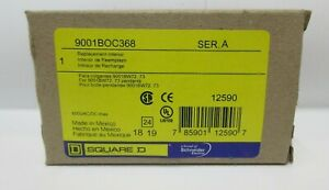 Schneider Electric Square D Control Station 9001boc368 600 Vac dc Series A