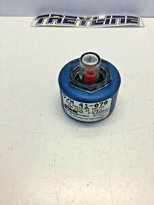 New Parker 41 070 Differential Pressure Indicator 250 Psig At 130f 8c 1