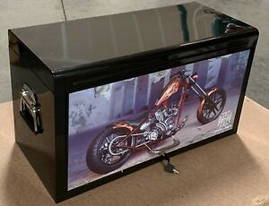 Mac Tools Limited Edition West Coast Choppers Jesse James Tool Box Chest