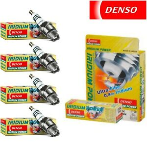 8 Denso Iridium Power Spark Plugs For 1996 2004 Ford Mustang V8 4 6l