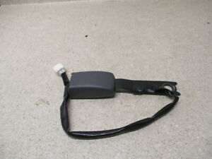 05 06 Toyota Tundra Driver Lh Side Front Power Seatbelt Seat Belt Buckle Oem
