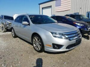 Driver Front Door Without Side Moulding Holes Fits 06 12 Fusion 1874322