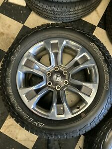 Dodge Ram 1500 Factory 20 Wheels And Tires New Take Off