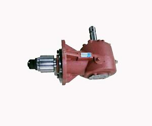 Rotary Cutter Gearbox 1 1 46 Ratio 60hp Direct Replacement