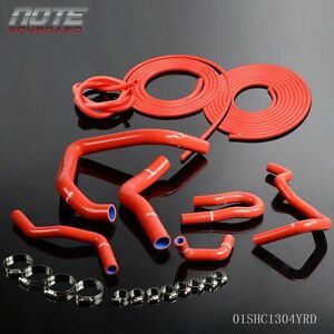 Silicone Radiator For Honda Civic Type r Dc2 B16a B18c Dohc Vacuum Hose Kit