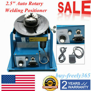 Welding Positioner Turntable Welding Turntable Rotary Welding Positioner Easy