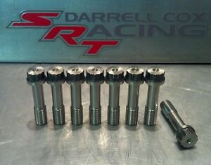 Srt4 Neon Dcr Pankl Rod Bolts For Crower Bc Eagle Scat Manley 3 8 24x1 500uhl