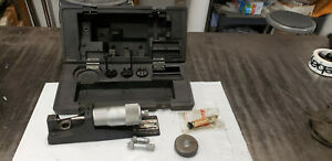 Sunnen Cf 502 Bore Gage Setting Fixture 0 2 Box Lid Is Missing Both Latches