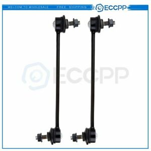 All 2x New Front Sway Bar End Links Fits 2000 2009 2010 2011 Ford Focus K80066