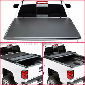2015 2020 Gmc Canyon Chevy Colorado 5 Truck Bed New Trifold Tonneau Tonno Cover