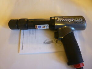 New Snap On Super Duty Air Hammer With Quick Change Chuck Gunmetal Color