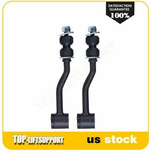 Set Of 2 Sway Bar End Link Steering Parts For 1991 1998 1999 2001 Jeep Cherokee