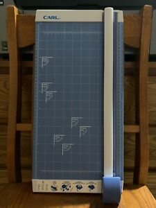 Rt 218 18 Professional Rotary Trimmer 10 Sheets straight Scoring Perforating