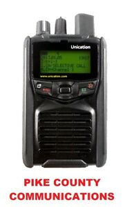Unication G1 Vhf Uhf Low Band Pager Receiver Scanner With Charger Brand New