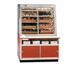 Federal Industries Wdc 42 42 Non refrigerated Bakery Display Case