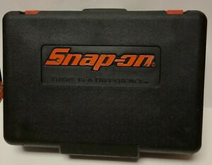 Snap on Cordless Impact Ct4850 18v Cordless Drill case Only free Ship