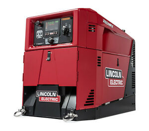Lincoln Ranger 260mpx Engine Welder Generator K3458 1