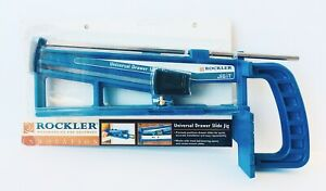 Genuine Rockler Drawer Slide Jig It Woodworking Tool New free Shipping