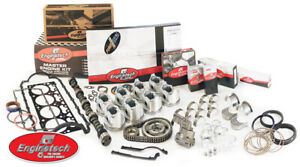 Chevy 350 Fits 5 7l V8 1987 1992 Master Engine Rebuild Kit With High Perf Cam