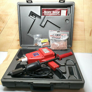 Motor Guard Magna Spot 1500 Stud Welder Dent Puller Kit With Case